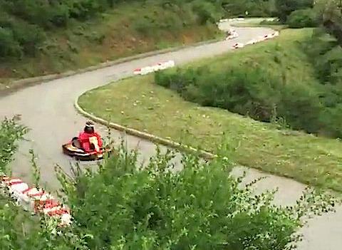 Karting : 48 pilotes ont participé à la course de côte d'Olmiccia