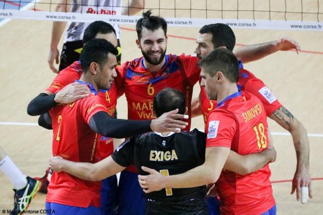 Volley-Ball : Encore du mouvement au GFC Ajaccio