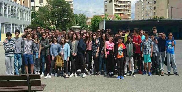 Ajaccio : « Méditerr' arts » en action au collège des Padules