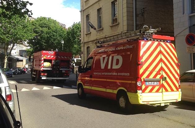 Les Pompiers de Haute-Corse attendent les réponses du Sdis