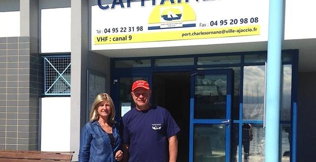 Port Charles-Ornano d'Ajaccio :  Jean-Michel Recco, le nouveau maître de port