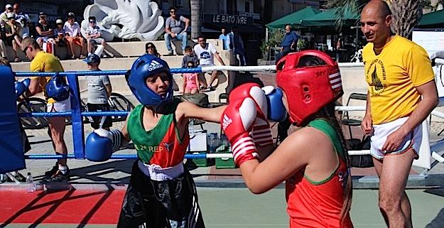 La Boxe éducative s'installe au cœur de Calvi