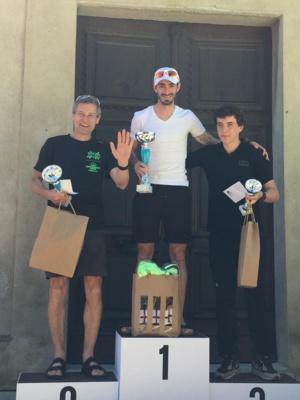 Trail : Anthony Quilici et Matthieu Brignon grands vainqueurs à Furiani