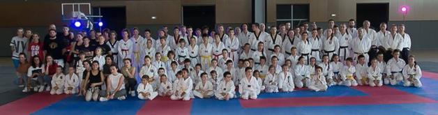 Les arts martiaux déroulent les tapis à Borgo