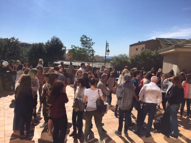 Bastia : Rassemblement de soutien à la DISS pour Jean-François Leoni
