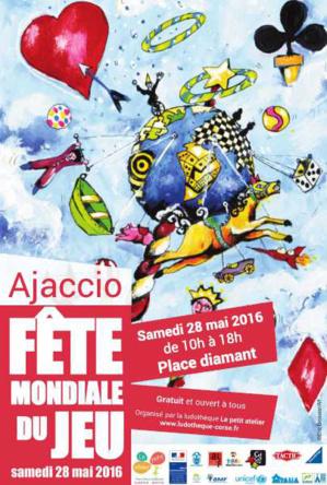 La Corse se prépare pour la Fête mondiale du jeu