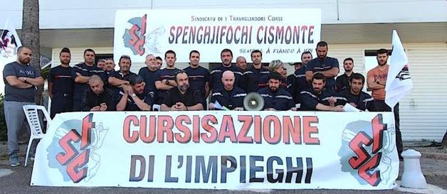 STC : Une section « spenghjifochi vuluntarii » au Sdis de Haute-Corse