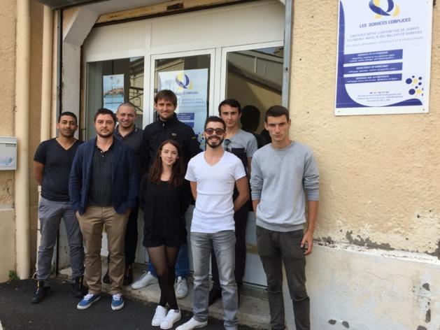 """Les """"Services Complices"""" : Un tremplin vers l'emploi pour les jeunes bastiais"""