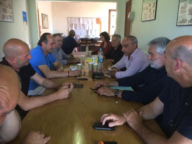 Paul Lions succède à Pierre Guidoni à la tête du Syndicat mixte du Pays de Balagne