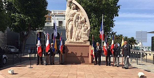Journée nationale de la Résistance : Bastia rend hommage à Ernest Bonacoscia