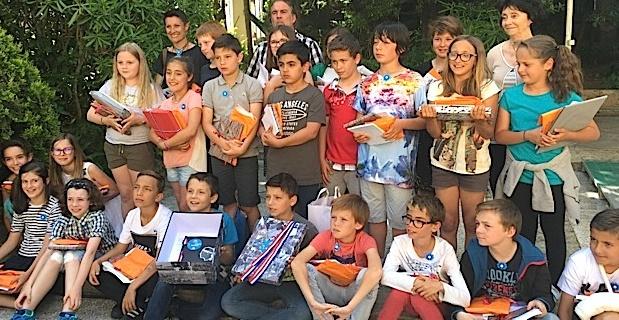 Ajaccio : Les jeunes «mémoires» récompensées pour la journée de la Résistance