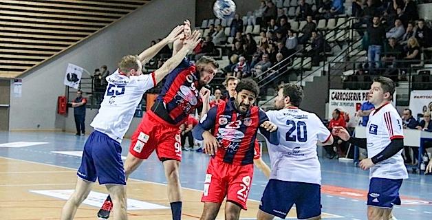 """Handball : Le GFC Ajaccio s'incline face à Martigues pour la """"der"""""""