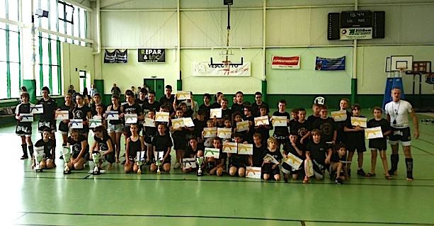 Le bon bilan de la Ligue Corse de Kick Boxing, Muay Thai et Disciplines Associées