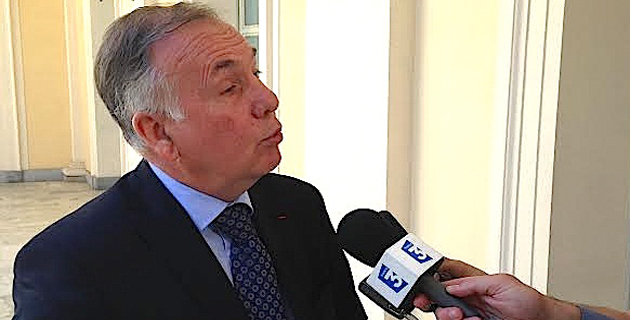 """Jean-Jacques Panunzi :""""Jean-Guy Talamoni est aux responsabilités, il n'est plus dans l'opposition"""""""