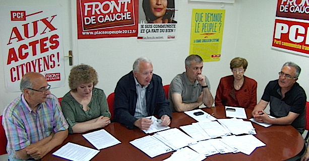 PCF : « Vivre mieux à Bastia et à la CAB »