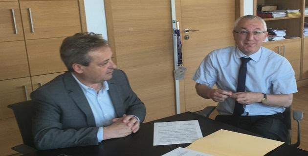 Lutte contre la fraude : Signature d'une convention entre la CAF de Corse-du-Sud et le Parquet d'Ajaccio