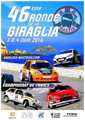 Rallye: La Ronde de la Giraglia 2016 part ce vendredi et retourne sur le Cap