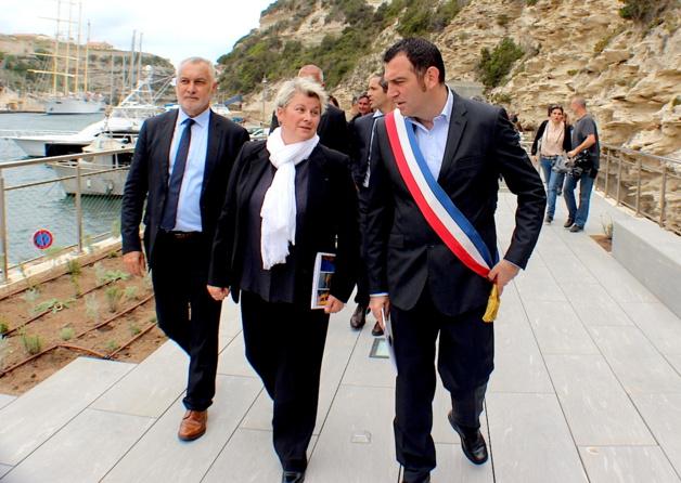 Bonifacio : A Casa di i piscaiù inaugurée à l'Ortu Duzzi