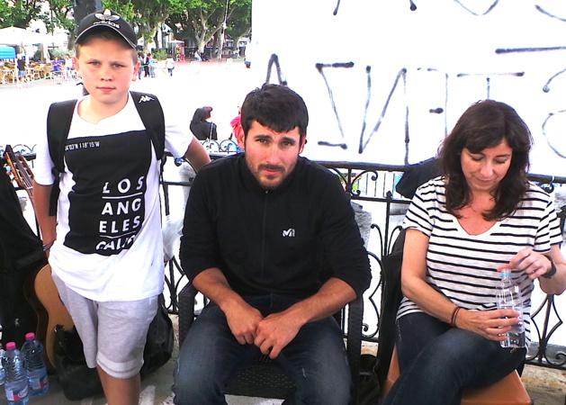 Fin de la grève de la faim pour Jean-Baptiste Castellani