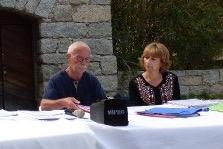 Jacques Denis et Jeanie Paoli.