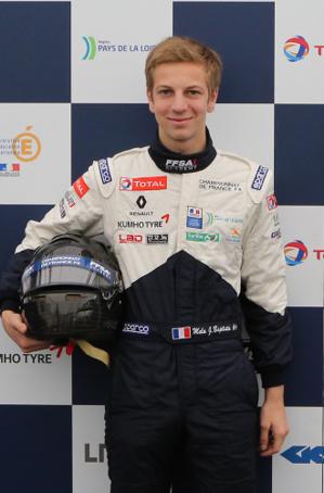 Championnat de France F4 : Jean-Baptiste Mela signe ses deux premiers podiums