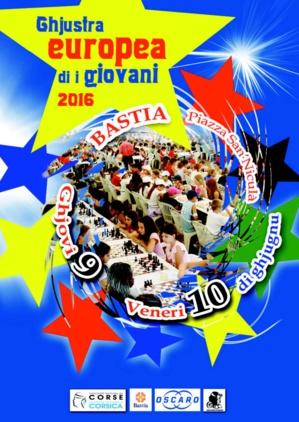 Le plus grand tournoi d'Échecs au monde aura lieu les 9 et 10 juin à Bastia