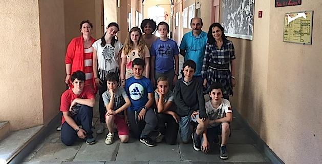 A Bastia, les collégiens de Simon-Vinciguerra remontent le temps à la recherche de leur histoire
