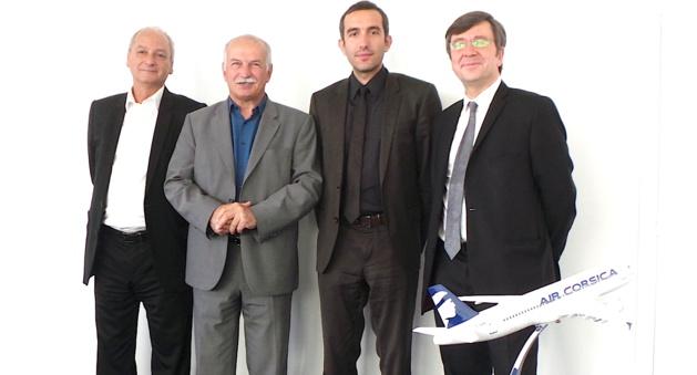 Air Corsica prend en charge sa commercialisation