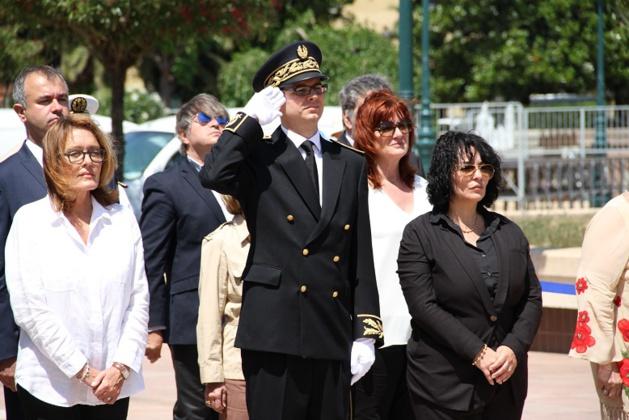 Ajaccio : Journée nationale d'hommage aux « morts pour la France » en Indochine