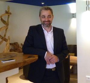 Emmanuel Pierre, directeur d'Inizia