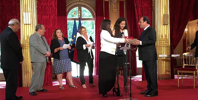 Audace artistique et culturelle : Le premier prix à la bibliothèque Prelà et au lycée Jean-Nicoli de Bastia