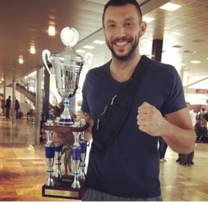 K1 à Agde : Jean-Jacques Calistri remporte le « Trophée de l'Ephèbe »