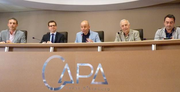 Contrat de ville du pays ajaccien : 4ème réunion du comité de pilotage