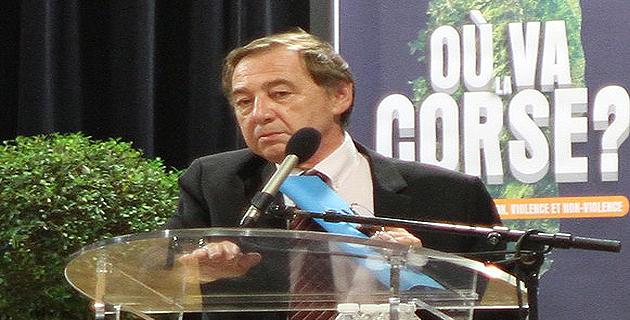 Maison de la Corse de Marseille : Jean Dal Colletto nouveau président