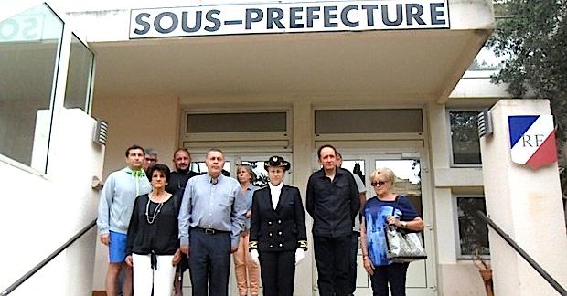 Double hommage à Calvi à Jean-Baptiste Salvaing et Jessica Schneider