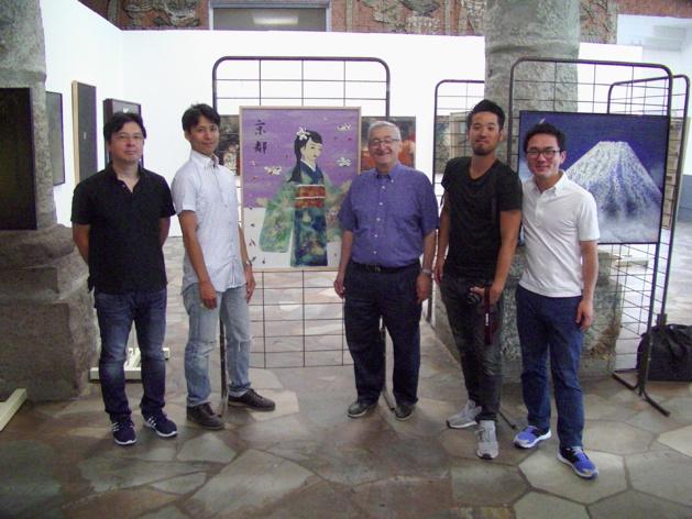 48ème exposition de l'Art contemporain Japonais en Corse