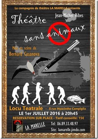 « Théâtre sans animaux » Spaziu Culturali Locu Teatrale