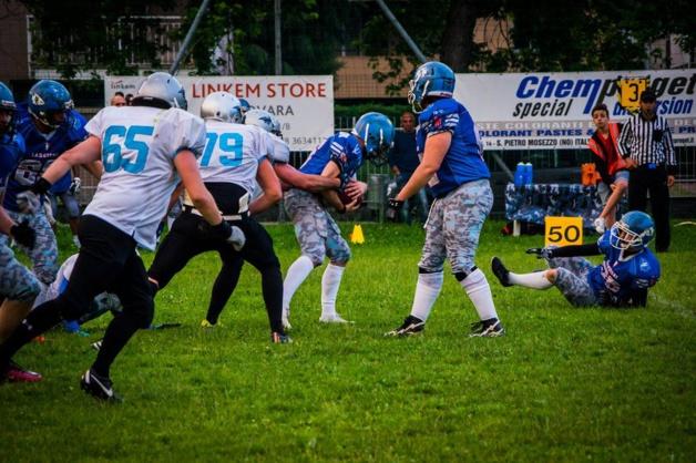 Football américain : I Guerrieri d'Aiacciu en finale du championnat… d'Italie !