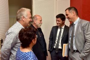 Compagnie maritime régionale: La Fédération Générale des Transports-Equipements-CFDT à la CTC