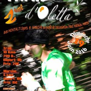 Trail d'Oletta : Une belle édition prévue ce dimanche