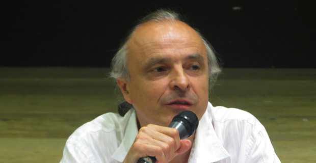 André Paccou, représentant de la Ligue des Droits de l'Homme (LDH) Corsica.