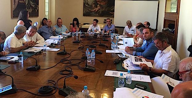 Calvi : L'Union des ports de plaisance de Corse devient devient Union des villes portuaires