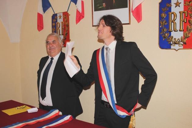 David Calassa nouveau maire d'Aregno