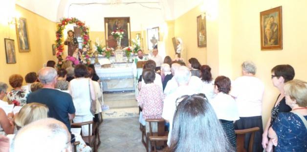 La messa nustrale à San Roccu donnera le coup d'envoi de la manifestation