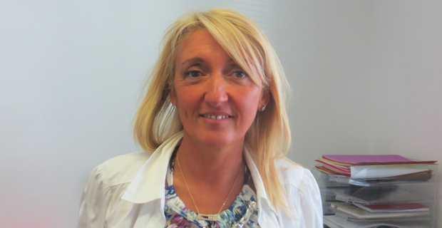 Emmanuelle De Gentili,  Secrétaire nationale du Parti Socialiste (PS) et 1er adjointe au maire de Bastia.