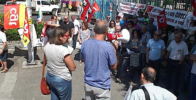 Loi travail : Nouvelle mobilisation à Bastia