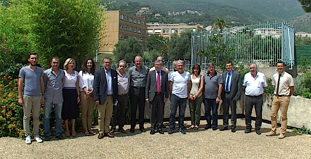 Haute-Corse : Une charte interprofessionnelle entre producteurs agricoles et distributeurs
