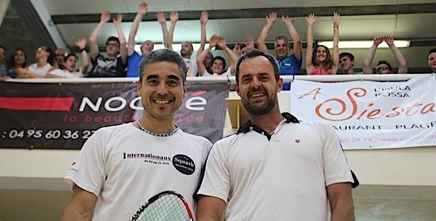 Open international de squash de L'Ile-Rousse : Noëllie Marchetti dans le dernier carré
