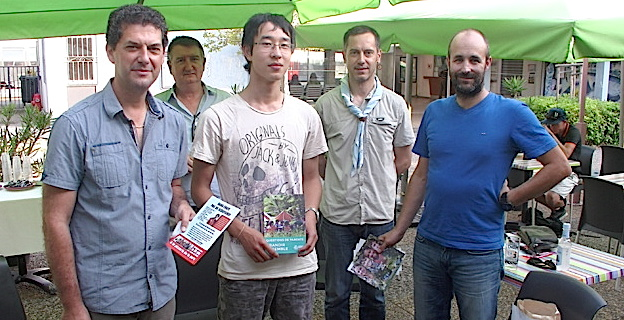 Les scouts de Bastia à la recherche de nouveaux chefs
