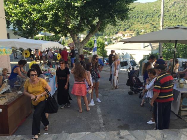 Ville-di-Pietrabugno : Un village en fête